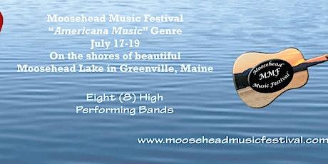 Moosehead Music Festival tickets