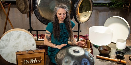 Sound-Healing journey at Near East Yoga with Viola Rose tickets