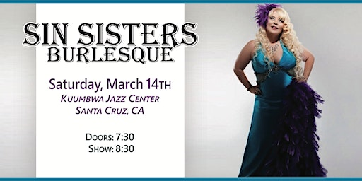 Sin Sisters: Saturday March 14th