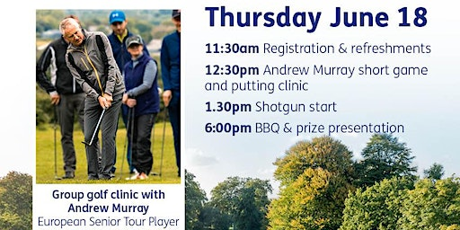 Charity Golf Day - £400 per team