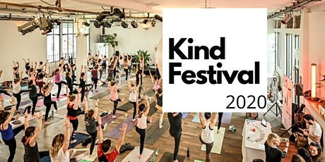 Kind Festival 2020 billets