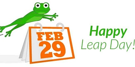 Adult Singles LEAP YEAR Party