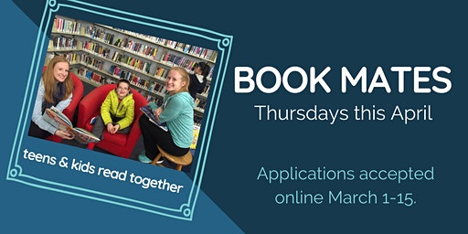 Apply for Book Mates
