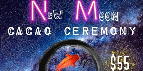New Moon in Pisces Cacao Ceremony  tickets