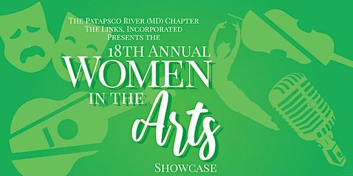 "Women In The Arts  2020: ""Valiant Women of Freedom"""