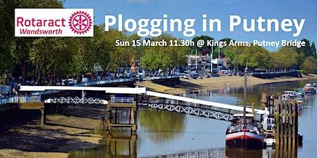 Plogging in Putney - Rotaract Wandsworth tickets
