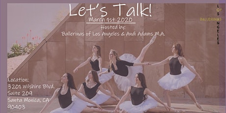 Let's Talk! (Ages 14-17) tickets