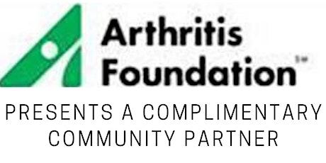 Arthritis Foundation Presents a Complimentary Community Partner Happy Hour tickets