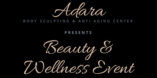 Beauty & Wellness Event