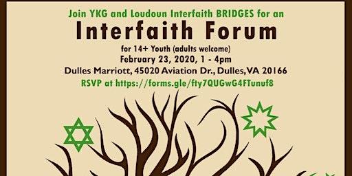 Interfaith Forum 2020