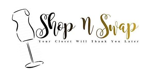 Shop N  Swap 2.0 tickets