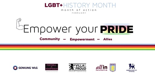 Empower your PRIDE