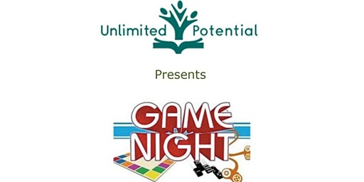 Unlimited Potential Presents Game Night