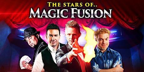 Magic Fusion Tour tickets