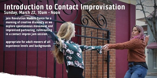 Introduction to Contact Improvisation