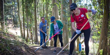 Trail Corps John McLaren Park Volunteer Workparty tickets
