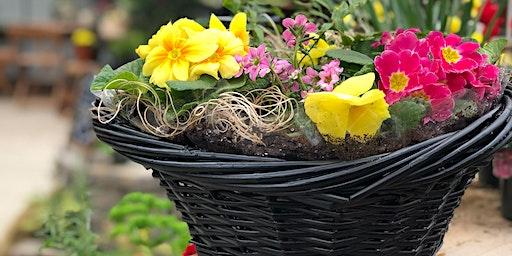 Spring Celebration: Easter Basket Workshop