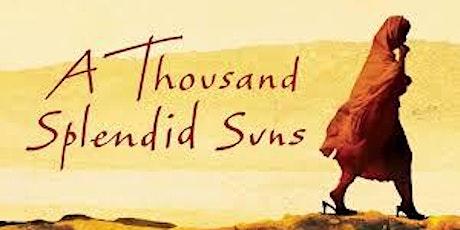 A Thousand Splendid Suns by Khaled Hosseini  tickets