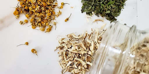 Herbal Support for Stress and Anxiety