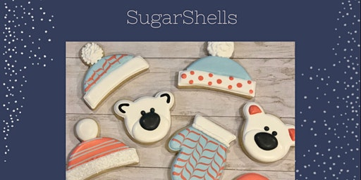 Kids Cookie Decorating Class with SugarShells