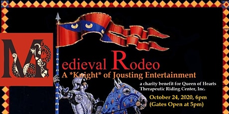 The Medieval Rodeo 2020 - POSTPONED Due to COVID-19 Public Health Mandates tickets