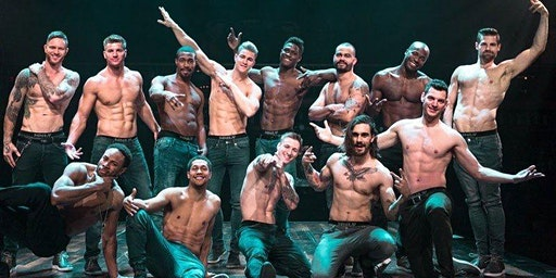 The Magic Mike Show is coming to Miami for Intl. Woman's Day!