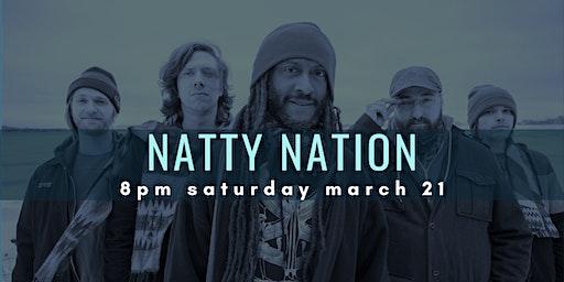Natty Nation at Fat Fish Pub