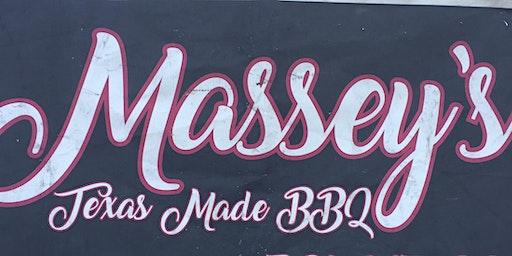 Masseys Happy hour