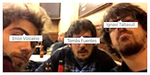 Enzo + Tomàs + Ignasi