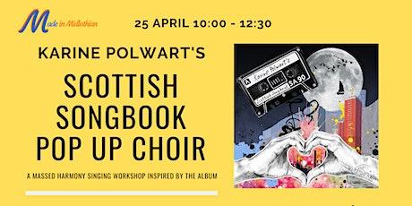 Karine Polwart's Scottish Songbook Pop Up Choir tickets
