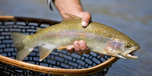 The Inaugural Devils Lake Fishing Derby