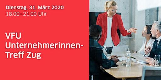 Unternehmerinnen-Treff, Zug, 31.03.2020