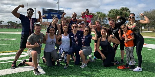 F45 Training Cooper City Outdoor Bootcamp