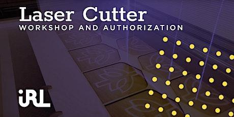 Laser Cutter Workshop tickets
