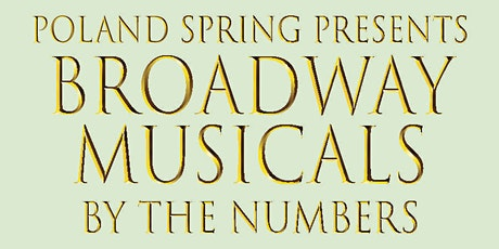 Best of Broadway - by the Numbers tickets