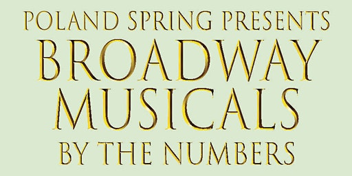 Best of Broadway - by the Numbers