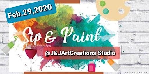 Sip & Paint 2/29/20