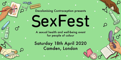 SexFest - a sexual health and well-being festival for people of colour