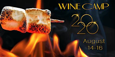 Wine Camp 2020 tickets