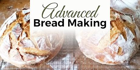Advanced Bread Making tickets
