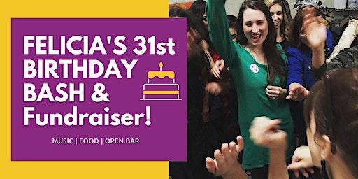 Felicia's Birthday Bash