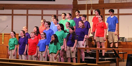 Grove Youth Choir Tour Auction tickets