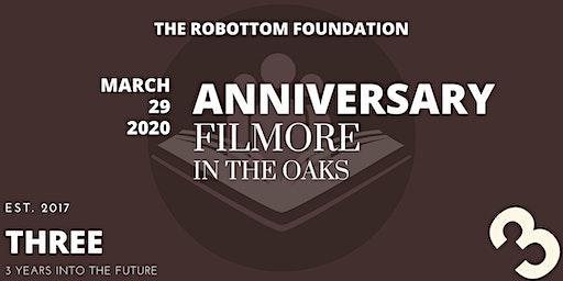 The Robottom Foundation Anniversary 3 Celebration and Fundraiser