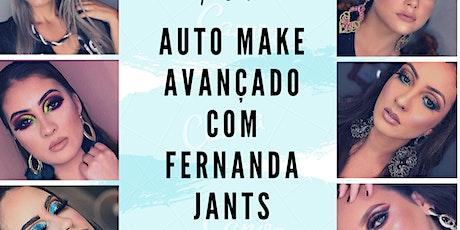 Auto Make Com Fernanda Jants ingressos