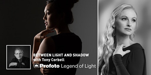 Between Light and Shadow with Tony Corbell