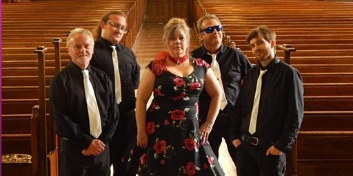 Jessi and the Cruisers, a 50's-60's Sock Hop Band at Poland Spring Resort