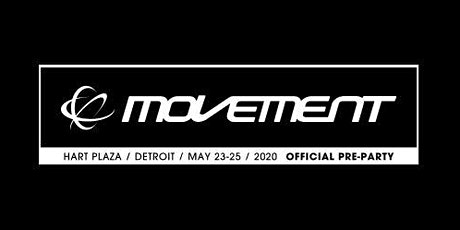 Official Movement Pre-Party, Featuring DJ Godfather tickets