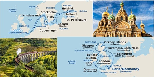 Northern Europe Cruise Night