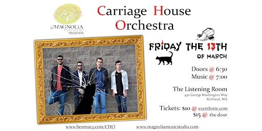 Carriage House Orchestra Live