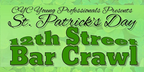 12th Street Bar Crawl tickets